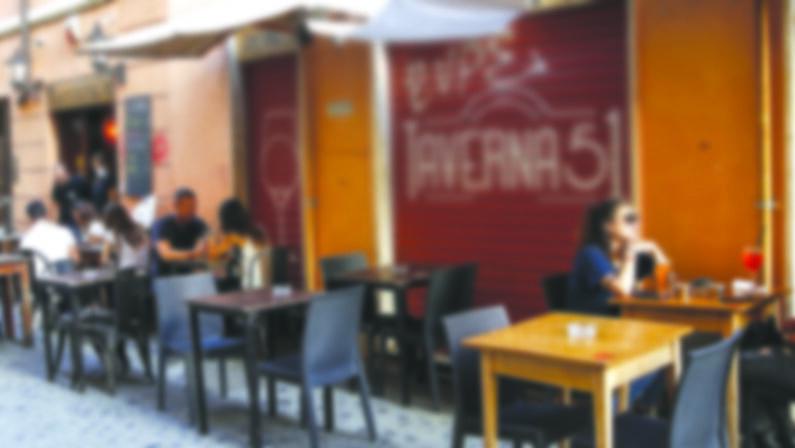 Coronavirus: la Regione sospende la tassa per bar, ristoranti e attività turistiche