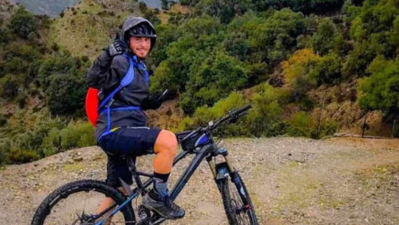 Dopo sette mesi Bruno torna a casa, il cicloamatore vibonese era rimasto gravemente ferito in un incidente