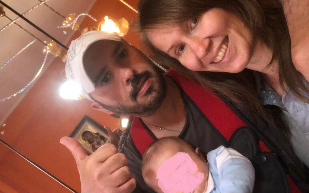La famiglia di Marco
