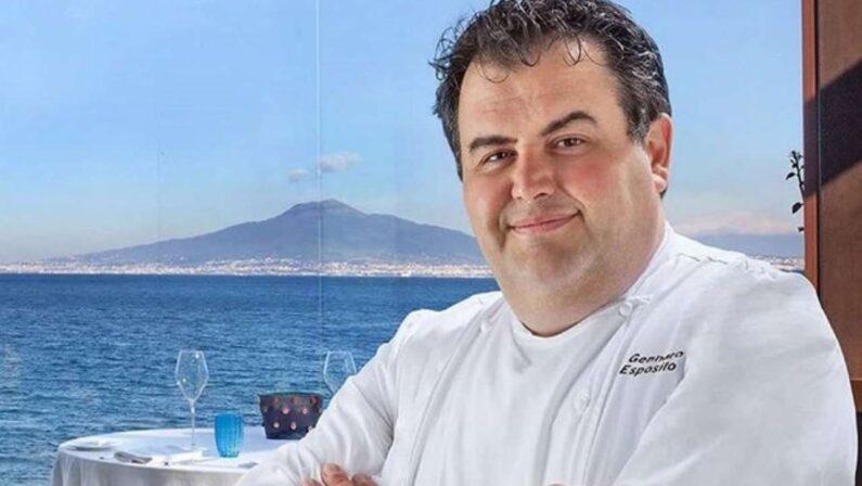 La rabbia dello chef Gennaro Esposito: «Chiusi da 2 mesi, non mi aspetto aiuti»