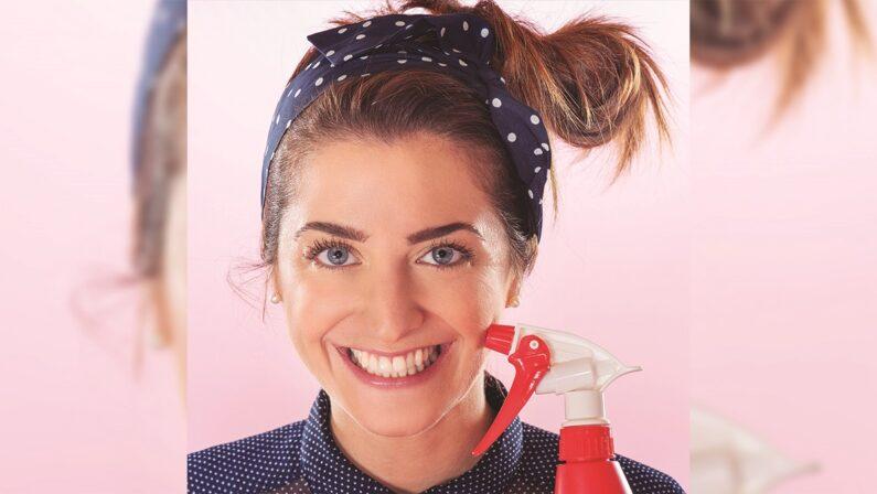 Ironia dell'igiene, la ricetta della cleaning influencer Giulia Groppo