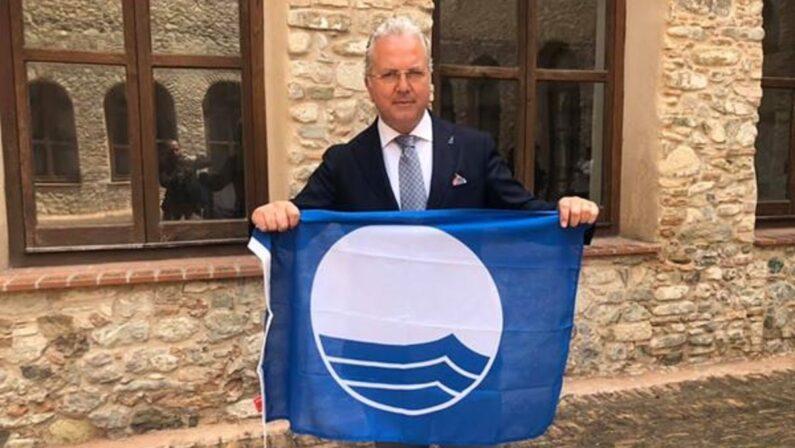 Bandiera Blu a Rocca Imperiale, il sindaco Ranù: «Premiati i nostrisforzi»
