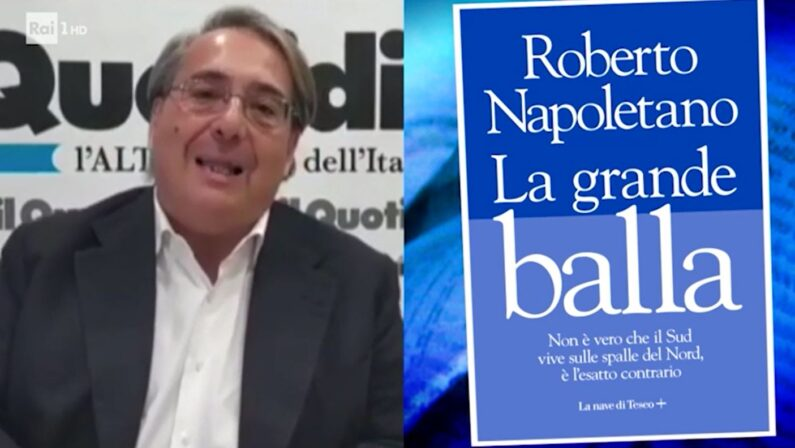 Roberto Napoletano ospite ai Caffè letterari del Rhegium Julii di Reggio Calabria