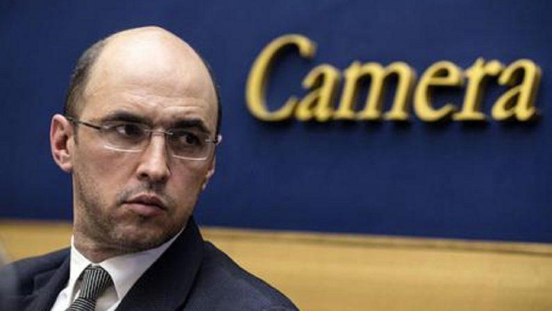 Il vice ministro all'Interno Mauri e l'ordinanza della Santelli: «Una scelta pericolosa»