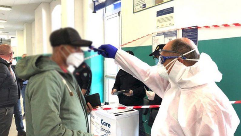 """Coronavirus in Calabria: tre positivi tutti fra i """"rientrati"""", quasi 8 mila le prenotazioni"""