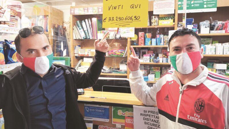 Rionero, Eurojackpot da 33 milioni. E' la vincita più alta mai registrata in Basilicata