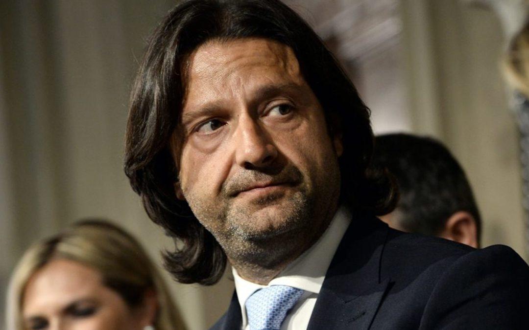 Salvatore Caiata, deputato di Fratelli d'Italia