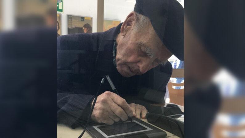 Centenario apre un conto postale per la pensione nel Crotonese