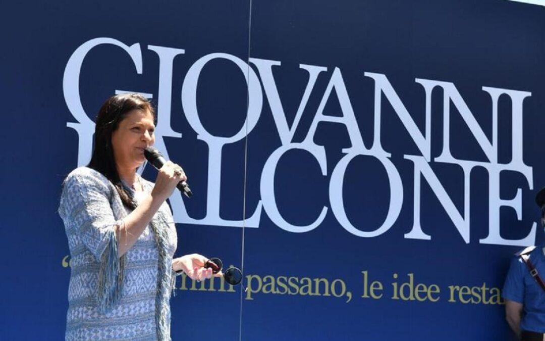 Anniversario della strage di Capaci, cerimonia a San Luca per ricordare Giovanni Falcone