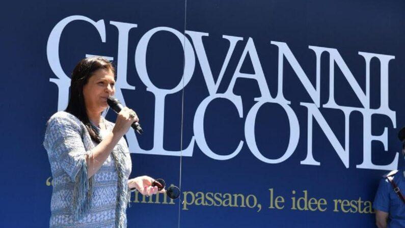 Strage di Capaci, cerimonia a San Luca per ricordare Giovanni Falcone FOTO