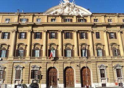 Sede del ministero delle Finanze