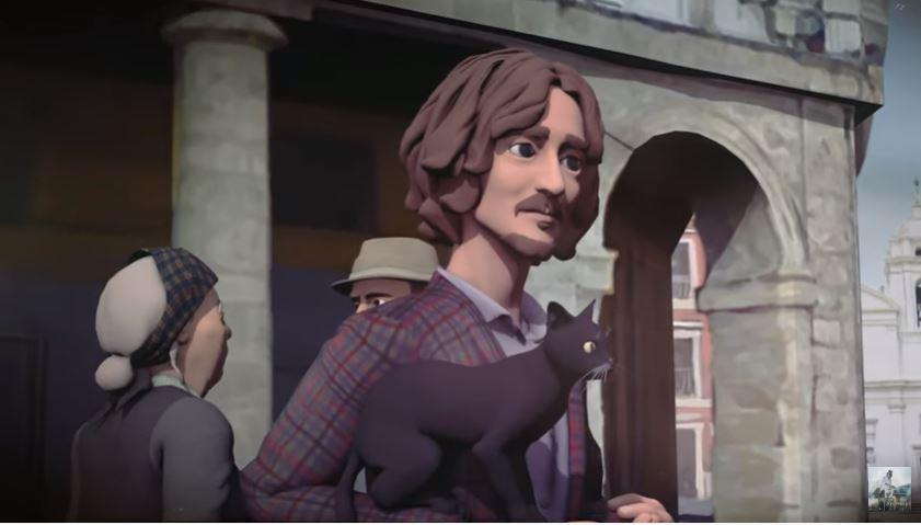 """""""Con te sarò"""", l'omaggio di Cammariere alla sua Crotone in un video d'animazione"""