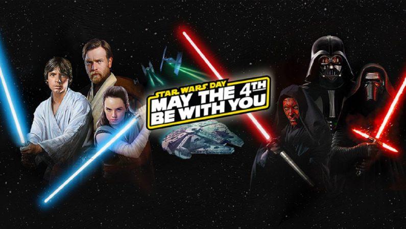 Oggi è lo Star Wars Day, il primo del dopo Skywalker ultimo film delle tre trilogie