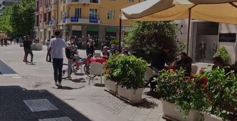 La Calabria frena sulla fase 2: pochi bar aperti, a Cosenza le adesioni maggiori