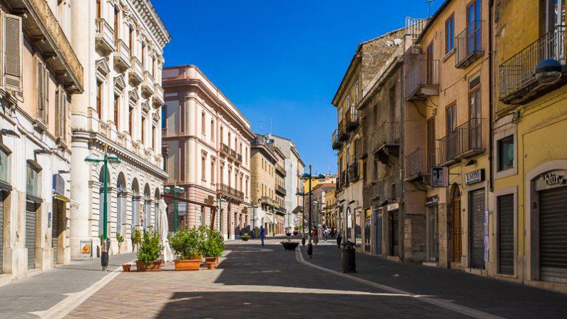 Benevento, sequestrati dai carabinieri dehors e gazebo di nove bar