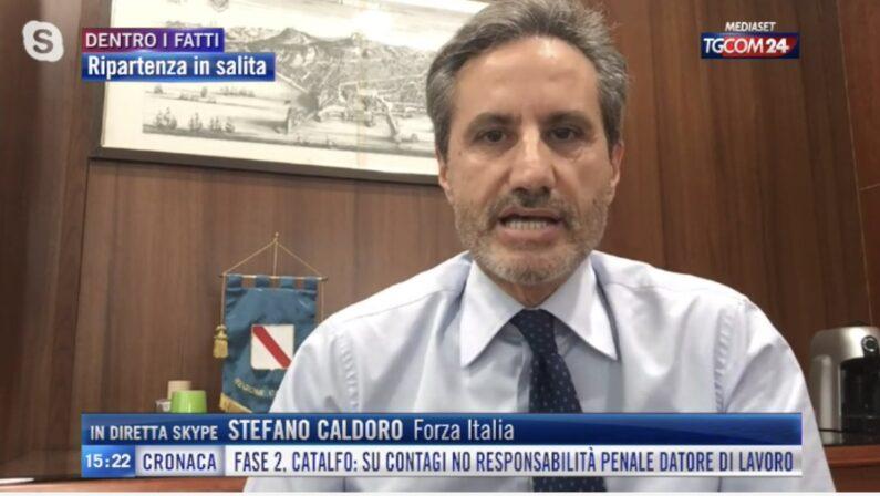 Fase2: Caldoro, Campania chiusa, intervenga il Governo