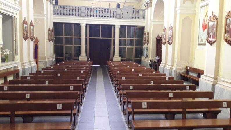 Sacerdoti positivi,  messe sospese nel Sannio
