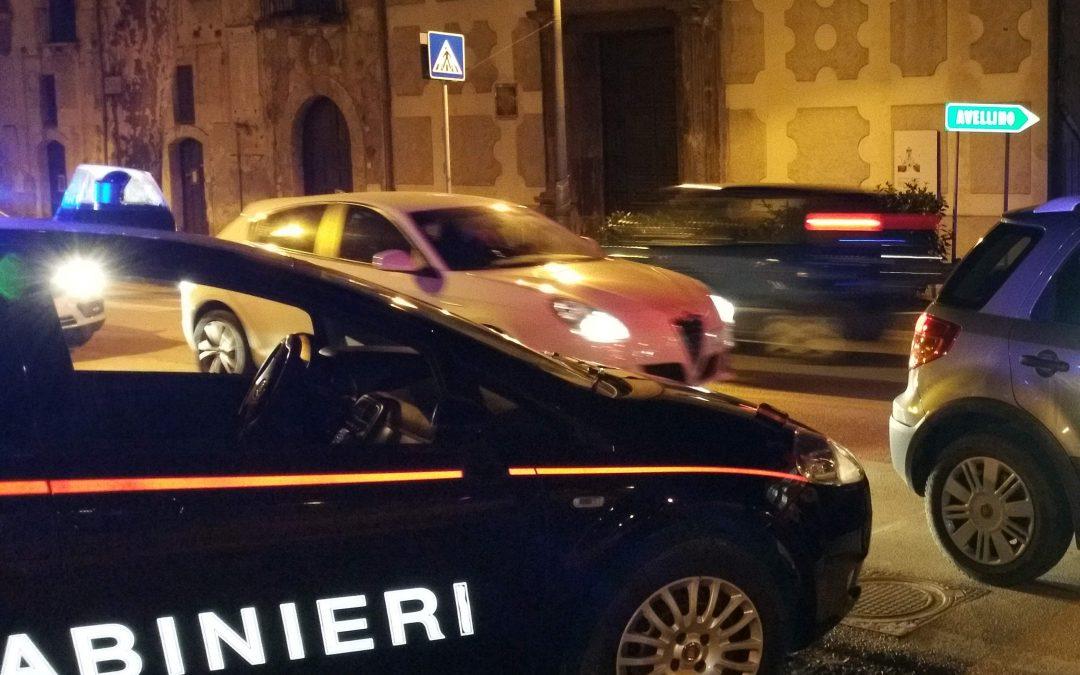 Controlli, fermato dai carabinieri, esibisce un falso tesserino della polizia municipale