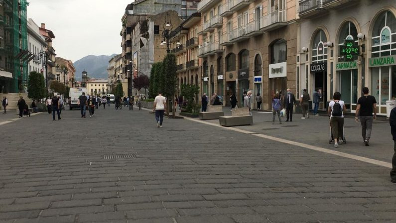 Città green, Avellino sorride