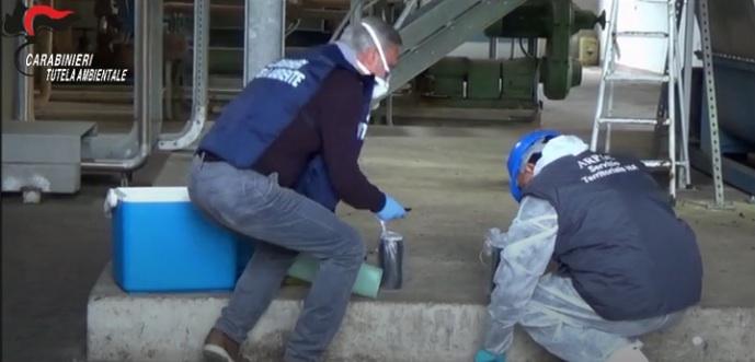 Ambiente, carabinieri sequestrano 12 impianti di depurazione a Benevento