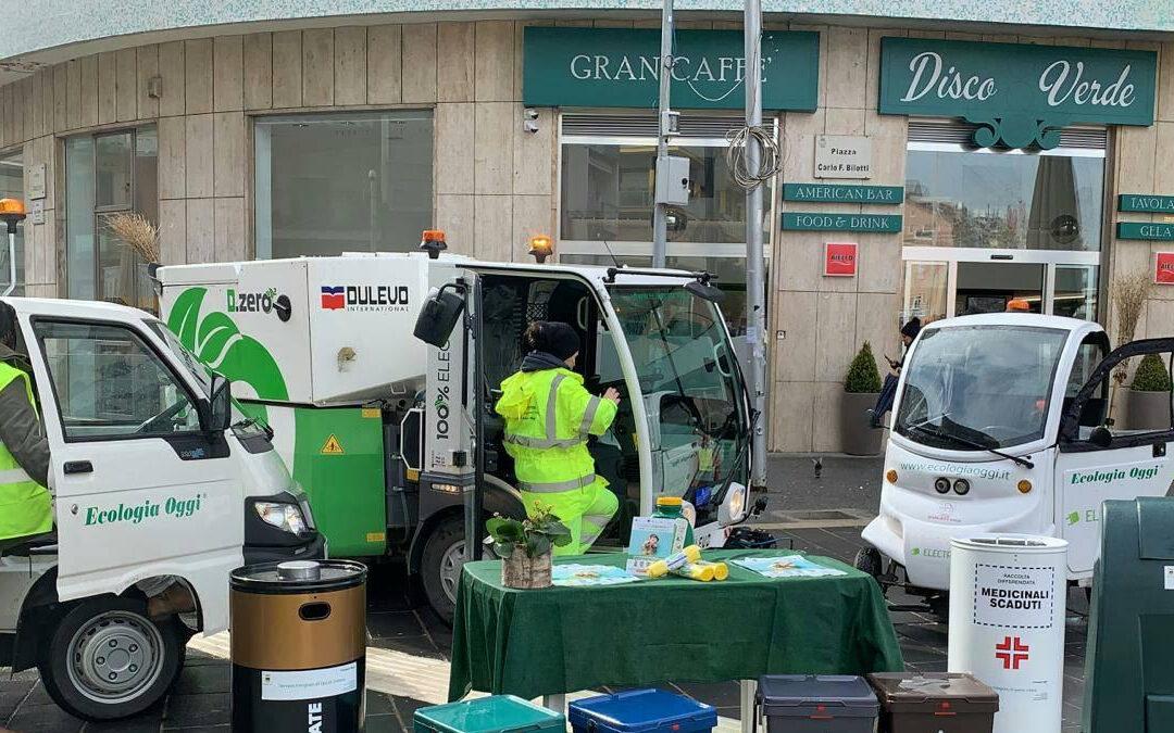 Caos rifiuti, a Cosenza scioperano gli operatori di Ecologia Oggi