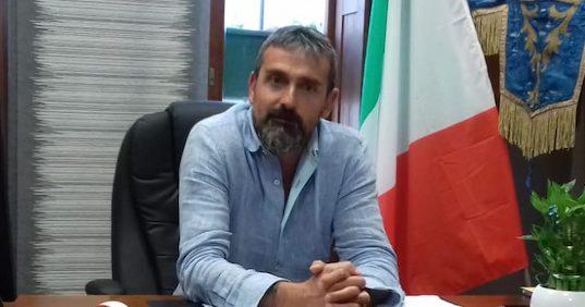Il sindaco Giovanni Macrì