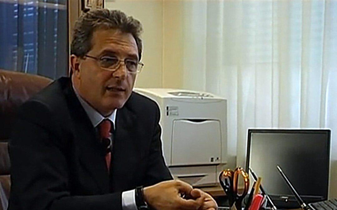 Il direttore dell'Inps Calabria Giuseppe Greco