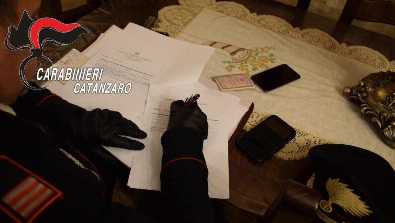 'Ndrangheta, arrestata una coppia di coniugi nel Catanzarese per usura ed estorsione ai danni di due commercianti - VIDEO