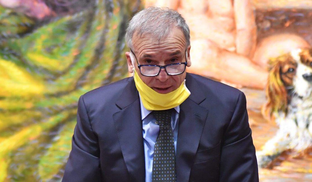 L'ex presidente del Consiglio regionale Domenico Tallini