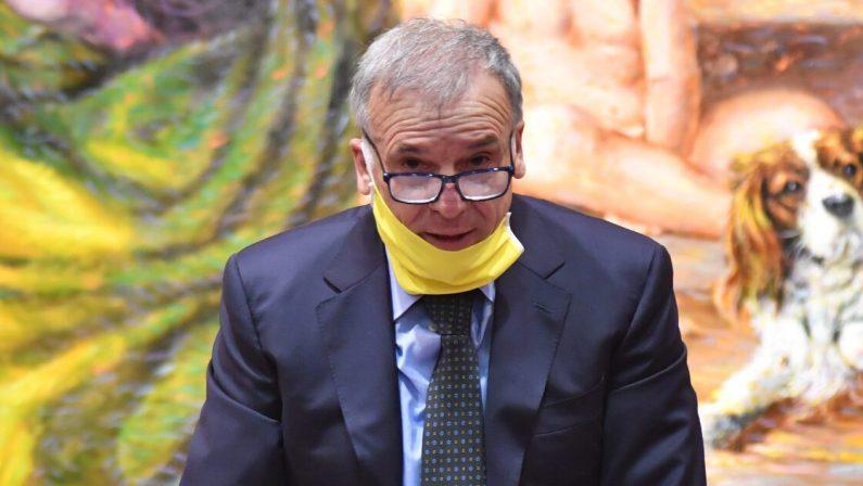 Tallini torna in Consiglio regionale: «Accuse infamanti, disprezzo la 'ndrangheta»