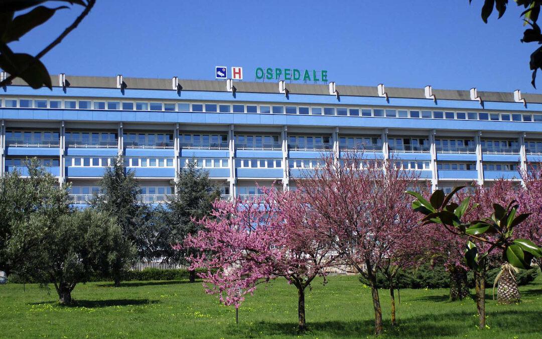 L'ospedale di Lamezia Terme