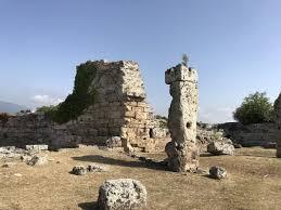 Paestum, riemergono i resti di Porta Aurea