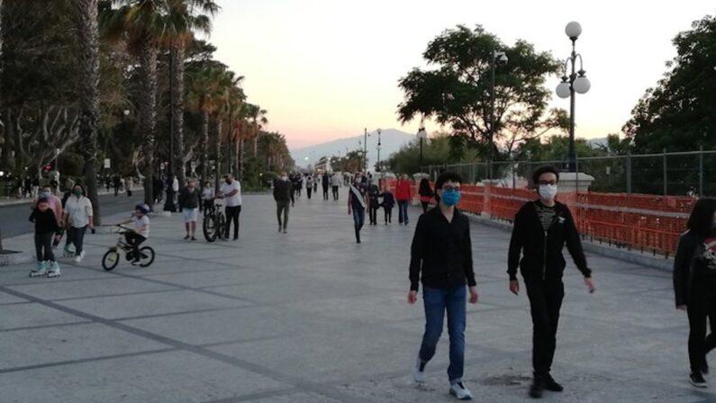 Il primo week end della fase due: la movida di Reggio Calabria nel rispetto delle regole