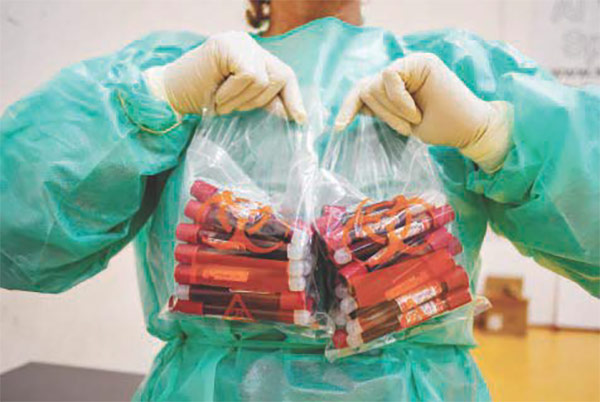 Coronavirus: in Campania 2.280 nuovi positivi