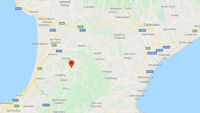 Scossa di terremoto nella fascia centrale della Calabria, avvertita dalla popolazione