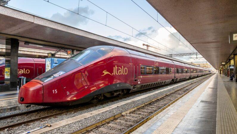 Distanziamento per il virus, Italo dispone treni straordinari da Milano per Reggio Calabria