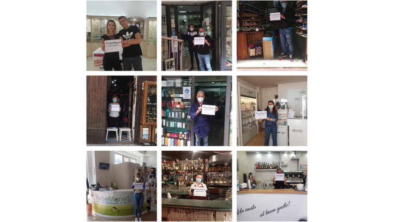 #TropeaRiparte, ecco l'hashtag lanciato dall'associazione dei commercianti della città