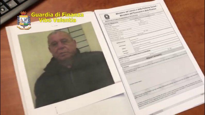 'Ndrangheta: il boss vibonese incassava il reddito di cittadinanza, denuncia e sequestro