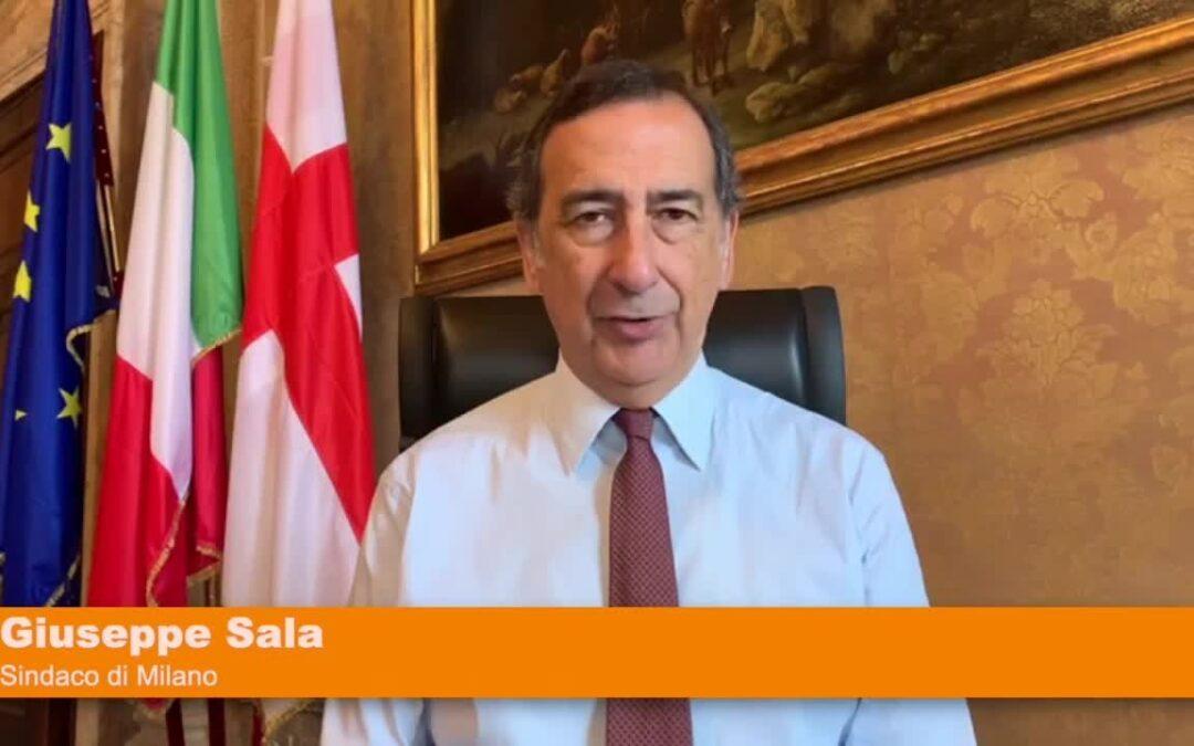 """VIDEO – Movida a Milano, il sindaco Giuseppe Sala: """"Chiudere i locali fuori norma"""""""