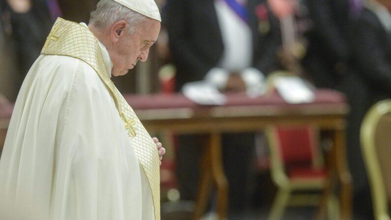 Città del Vaticano, il Papa vara la riforma degli appalti pubblici per renderli più trasparenti