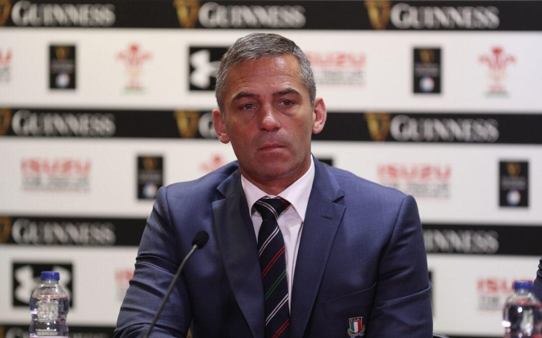 """L'Italrugby riparte da Smith, Gavazzi """"Otterremo risultati"""""""