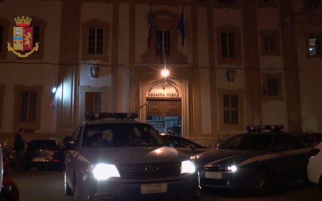 Duro colpo al mandamento mafioso della Noce, arresti a Palermo