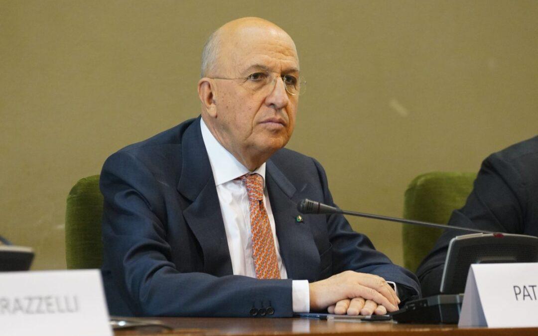 """Mes, Patuelli """"Non c'è più un rischio per la sovranità"""""""