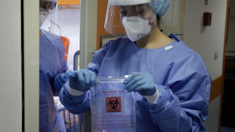 Coronavirus, nuovo caso di positività a Taverna nel Catanzarese