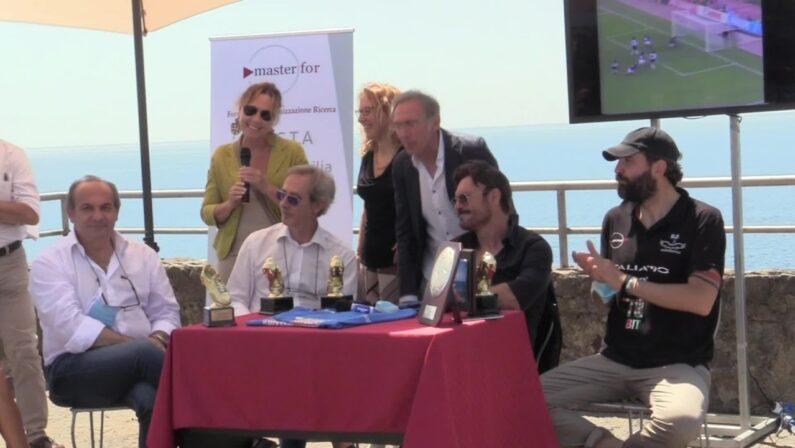 Totò Schillaci dalle notti magiche di Italia '90 a cantante