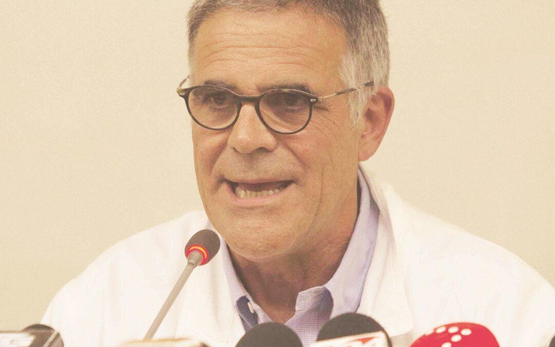 Il dottor Alberto Zangrillo