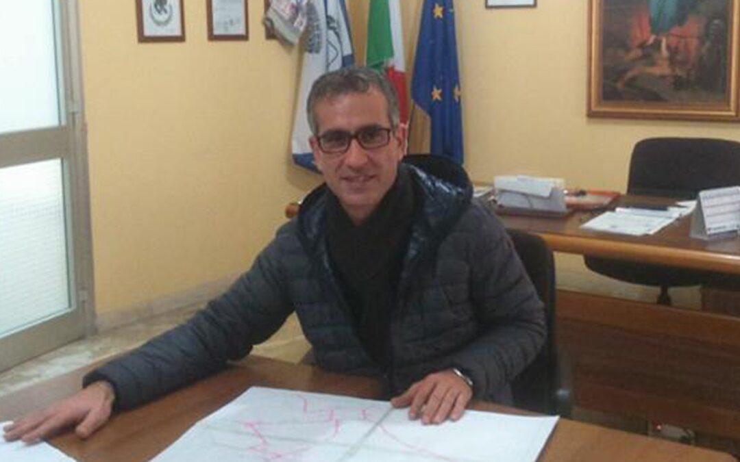 Il sindaco Alessandro Giovinazzo