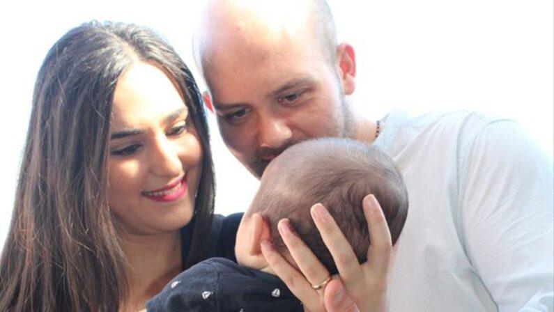 Nascere durante il lockdown, la storia di Francesco nato il 14 marzo nel Vibonese