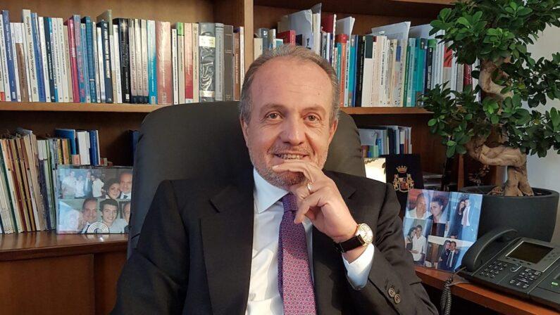 Regione, Francesco Bevere nuovo direttore generale della sanità calabrese