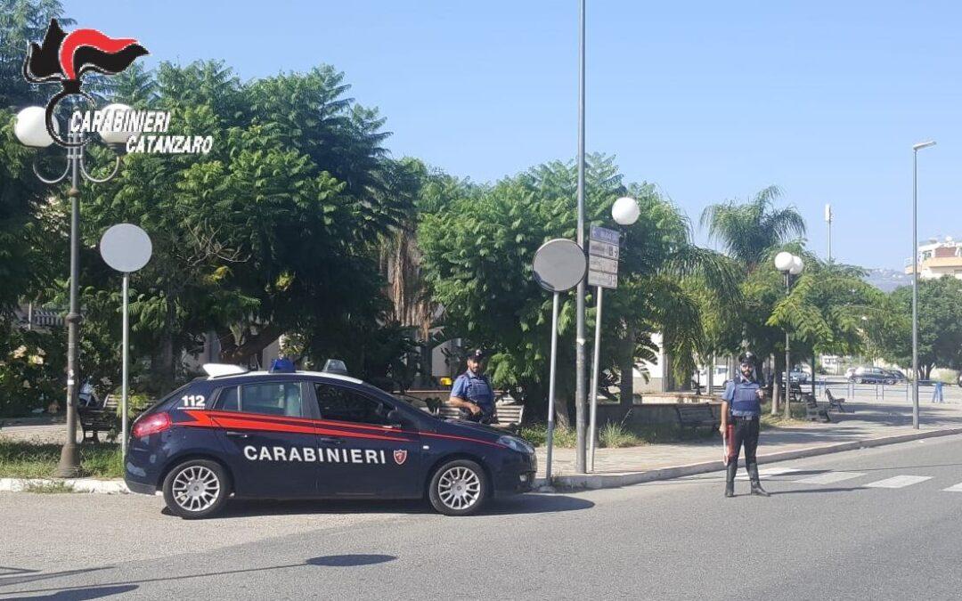 I carabinieri di Soverato